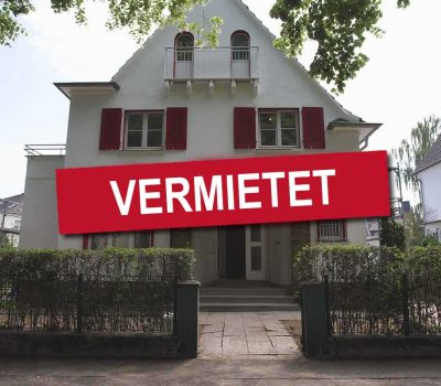 LUBIG Immobilien - Exposé - Stilvolle Villa mit hochmodernem Design - VERMIETET