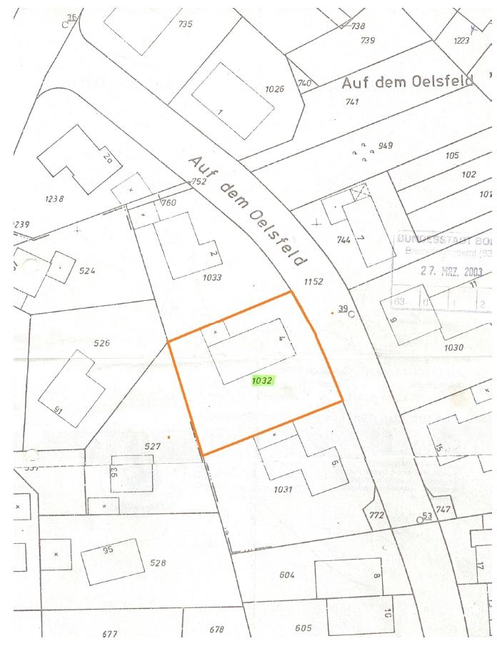 LUBIG Immobilien - Expose 01 - Auf dem Oelsfeld 4 - Lageplan